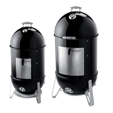 Weber Smokey Mountain Black Cooker Electric Smoker