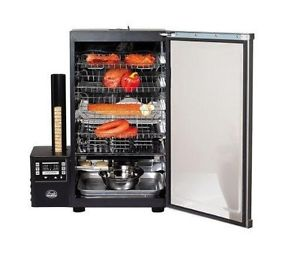 Bradley Digital 4-Rack Electric Smoker