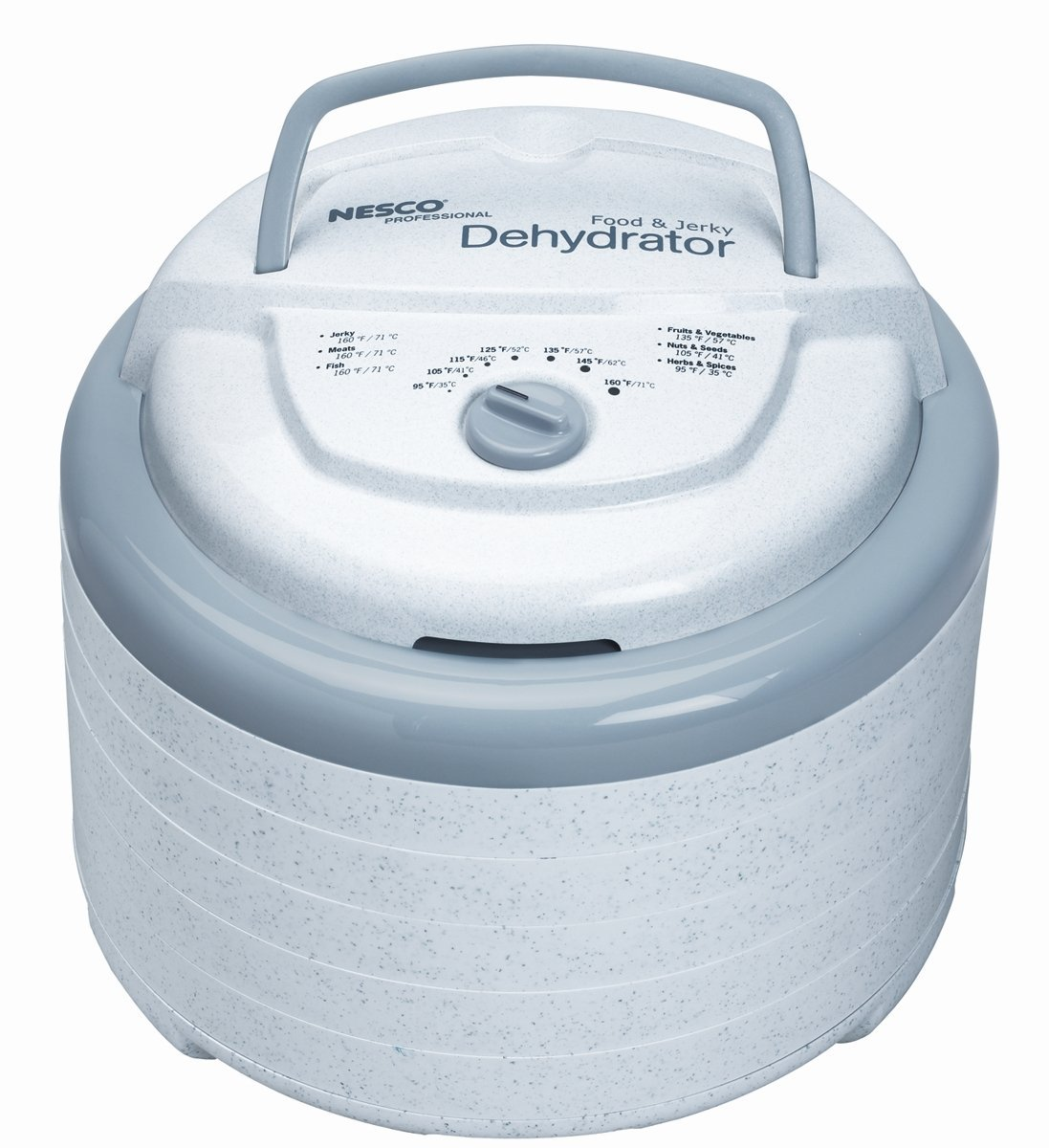 Nesco Snackmaster Pro Food Dehydrator FD-75A : Review